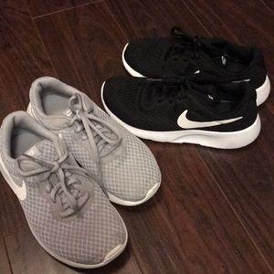 Nike Tanjun - kids running shoe